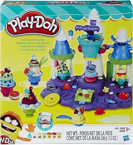 Play-Doh - Castillo de Helados (Hasbro B5523EU4): Amazon.es ...