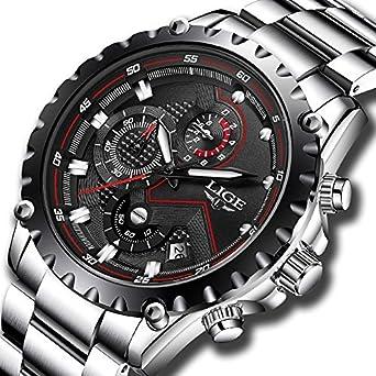 40f7c67688c Amazon.com  Mens Watches