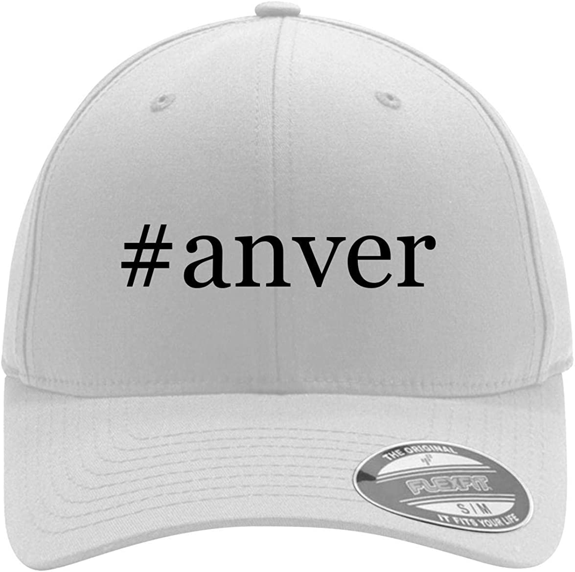 #Anver - Adult Men'S Hashtag Flexfit Baseball Hut Cap