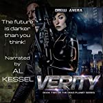Verity: The Dead Planet Series, Book 2 | Drew Avera
