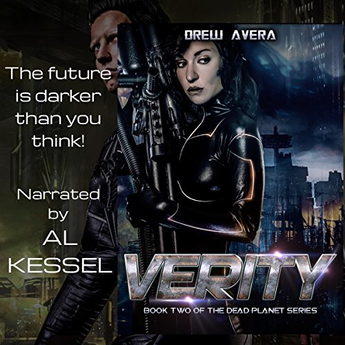Verity: The Dead Planet Series, Book 2