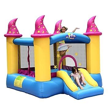 Amazon.com: Bouncers - Cama elástica hinchable para niños ...