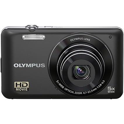 Amazon Olympus VG 120 14 MP Digital Camera 5X Wide Angle