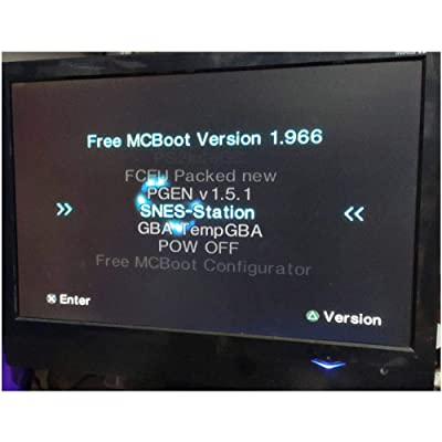 Pack Free Mcboot Install Ps2
