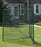 The Green Goal for Lacrosse with 5 MM Net by FoldFast