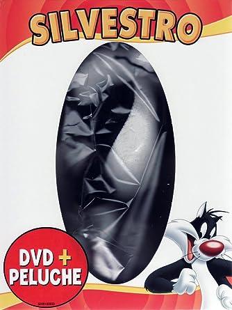 looney tunes - il tuo simpatico amico silvestro (dvd+peluche) dvd Italian Import