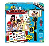 CANAL TOYS Selfie Stick Photo Booth Fun Kit by USA
