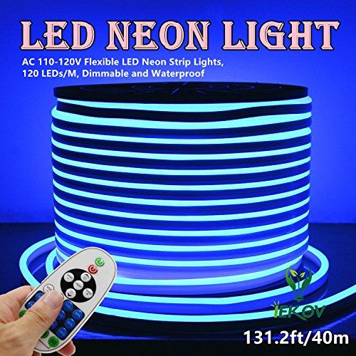 LED NEON LIGHT, IEKOV™ AC 110-120V Flexible LED Neon Strip