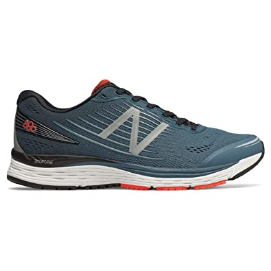 New Balance 880 V8 2E Herren Laufschuhe Dark Grey Gr. 47,5: Amazon ...