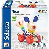 Nachzieh Hund Selecta Nico 12 cm
