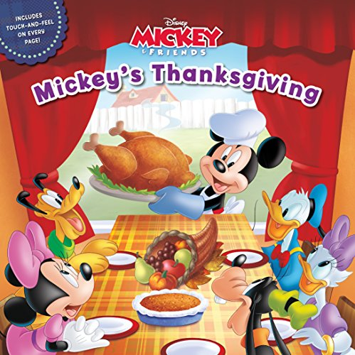 Mickey & Friends Mickey's Thanksgiving