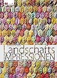 Landschafts-Impressionen: Patchworkmotive in freier Schneidetechnik