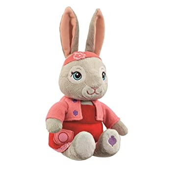 Peter Rabbit PO1573 Talking Lily Bobtail
