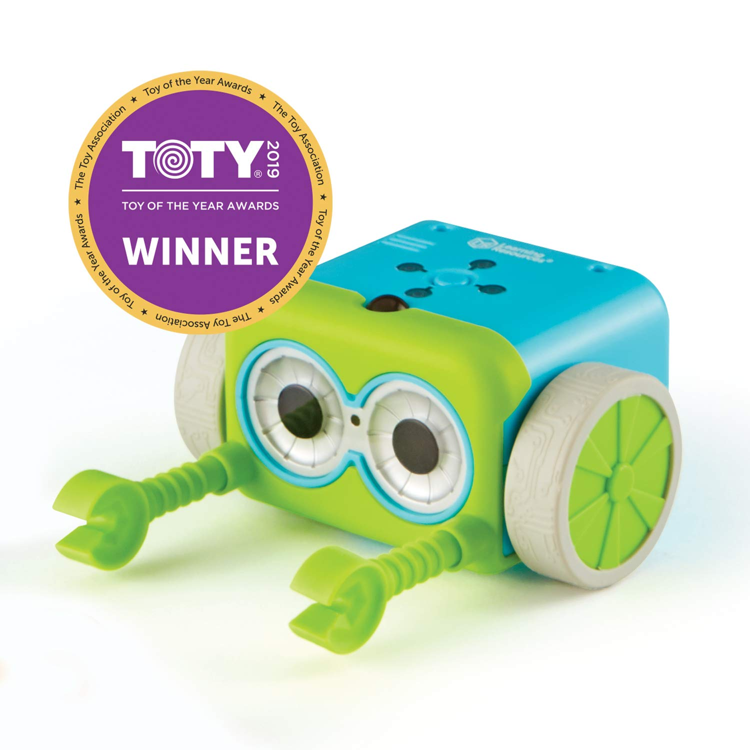 Learning Resources Botley the Coding Robot Activity Set, Innovative Toy of The Year Award Winner by Learning Resources