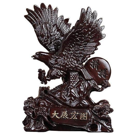 FHXXMei Quemador de Incienso/Quemador de águila de ébano ...
