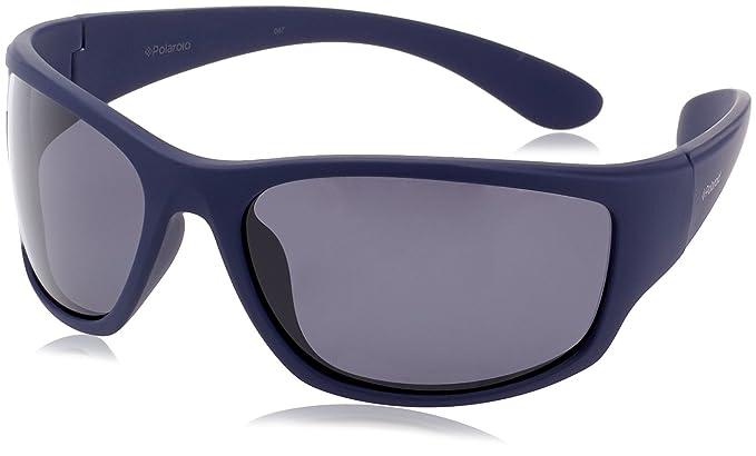 Polaroid Hombre PLD 7005/S C3 863 63 Gafas de sol, Azul (Bluette