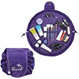 KEY BEAUTY Lazy Makeup Bag Large Capacity Drawstring Cosmetic Bag Magic Travel Pouch