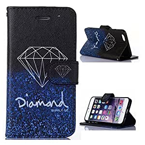 iPhone 5 Wallet Case,5S Case,iPhone 5 Case Leather,Creativecase iPhone 5 Case With PU Leather Wallet Synthetic Style iPhone 5 Case With Stand For iPhone 5 5G 5S#V18
