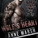 Wolf's Heart Audiobook by Anne Marsh Narrated by Noah Michael Levine, Erin deWard