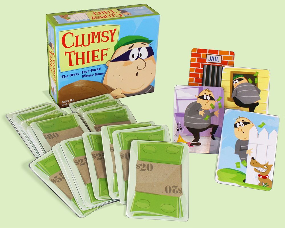 Maths Learning Toys-Clumsy Thief