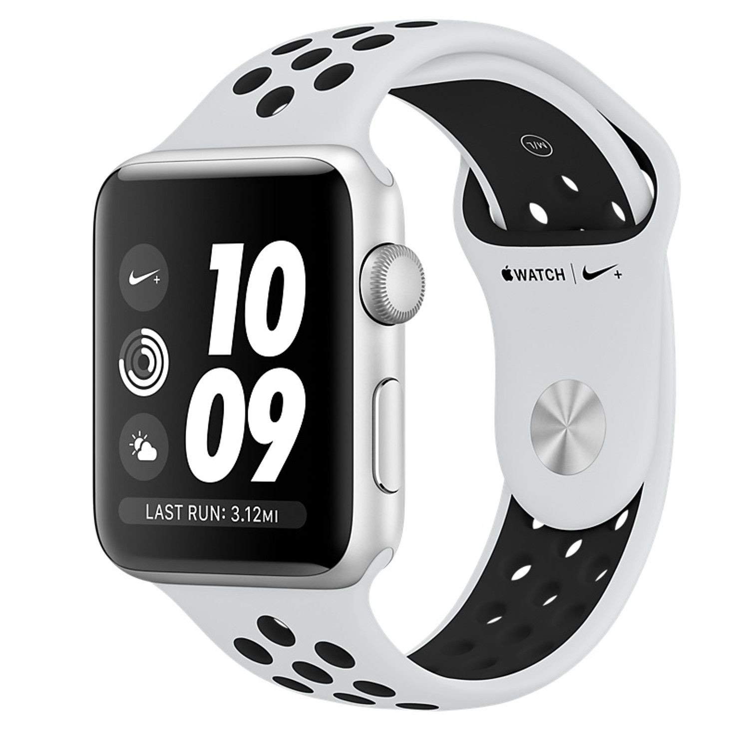Apple Watch S3 Nike+ - Reloj Inteligente, Color Plata: Amazon.es: Electrónica
