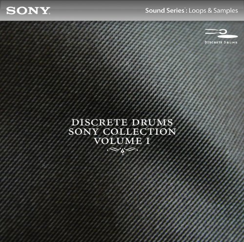 Discrete Drums: Volume I - Drums Discrete Series