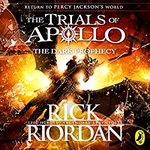 The Dark Prophecy Audiobook
