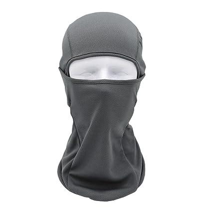 Vovotrade® Táctico Completo Cara Cuello Cubrir Máscara Casco Motocicleta Ciclismo Caza Al Aire Libre Deporte Vivo Esquí