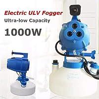 3 Nozzle 4L 1000W Electric ULV Fogger Sprayer Cold Fogging Machine Portable Atomizer Machine for Home, Office…