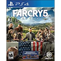 Far Cry 5 Standard Edition for PlayStation 4 by Ubisoft [Digital Download]