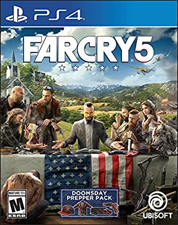 Far Cry 5 - PS4 [Digital Code]