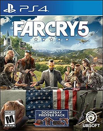 Far Cry 5 - PS4 [Digital Code]
