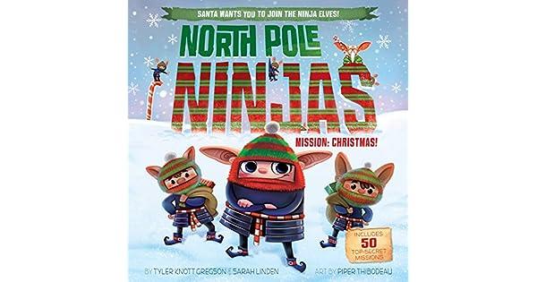Amazon.com: North Pole Ninjas: MISSION: Christmas ...