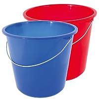 Centi Plastique Plastique Alimentaire Seau 10L Eau Poubelle Budget Seau
