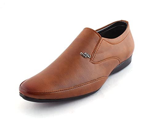 5d2d9abc15cc ALESTINO Men s Aorfeo Cat Drift Formal Shoes-10 UK India (44 EU)  (ALESTINO04FF109 9 Black 9)  Buy Online at Low Prices in India - Amazon.in