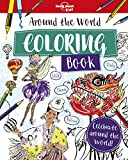 Around the World Coloring Book (Lonely Planet Kids)