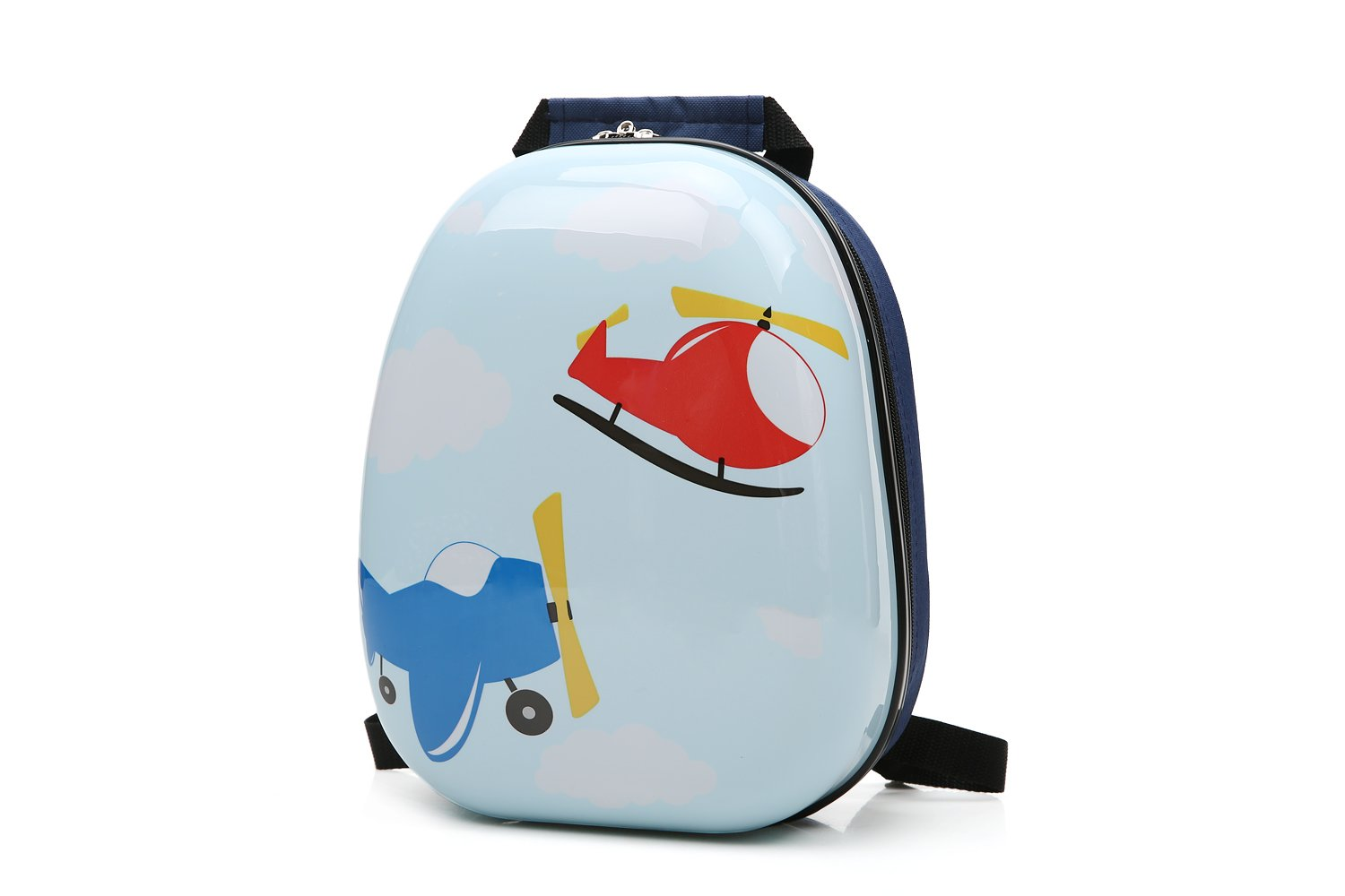 MOREFUN Travel Suitcase Kids 2 Pc Wheels Luggage Set 18'' Carry on Luggage and 13'' Backpack Car by Morefun Trading (Image #4)