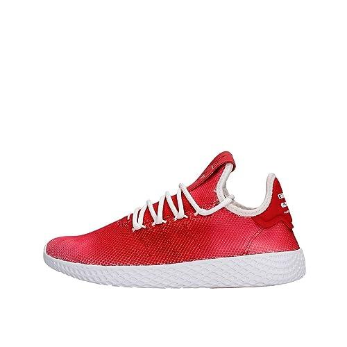 ada89c32b5c Adidas Originals PW Tennis Hu Shoes  Amazon.co.uk  Shoes   Bags