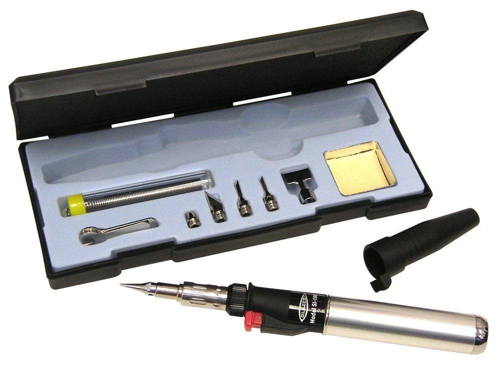 El Excalibur - multi-propósito portátil Kit soldador butano: Amazon.es: Industria, empresas y ciencia