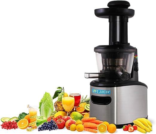 Life Juicer, Extractor de zumos, procesador de frutas, cold press ...