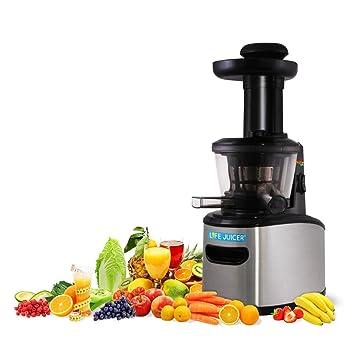 Life Juicer, Extractor de zumos, procesador de frutas, cold press technology: Amazon.es: Hogar