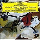 Poeme De L'Extase/Piano Concerto/Promethee