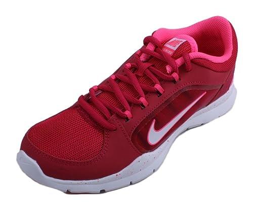 size 40 489d9 8053d Nike Wmns Flex Trainer 4, Zapatillas de Tenis para Mujer, Rosa (FCHS  FRC Wht-Hypr P (Speckled), 43 EU  Amazon.es  Zapatos y complementos