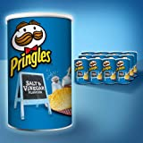 Pringles Salt & Vinegar, 12 Pack (12 x 53g)