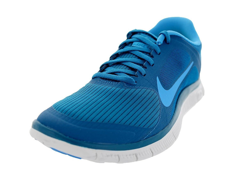 Nike Libres 3 0 V5 Mens Bleu Mocassins