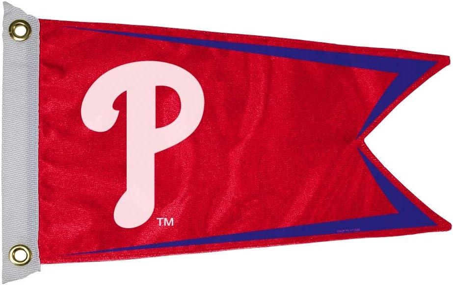 MLB Philadelphia Phillies Boat and Golf Cart Flag