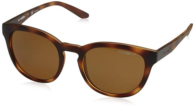 Arnette Herren Sonnenbrille »CUT BACK AN4230«, braun, 237583 - braun/braun