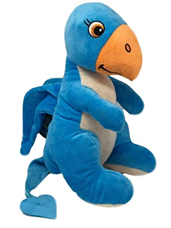 Amazon Com Cretaceous Critters World Plush Collection Plush