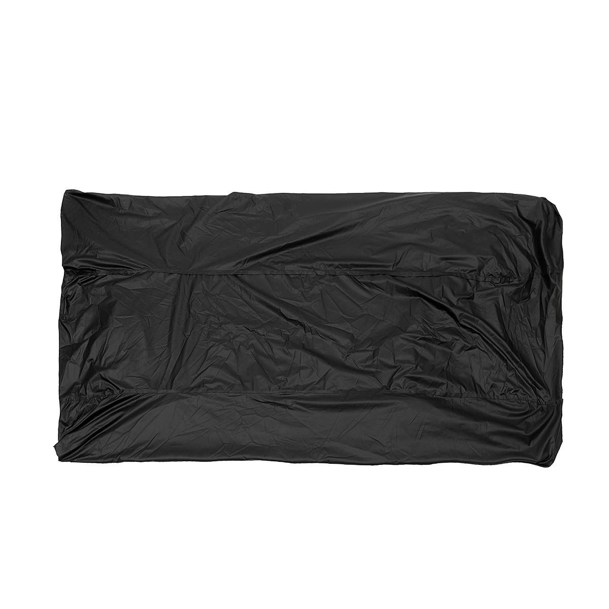 dDanke Black Rowing Machine Cover Sports Equipment Dust Covers for Outside Weather Rain & Sunshine Resistance 285x51x89cm by dDanke (Image #7)