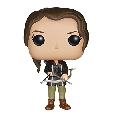 Funko POP Movies: The Hunger Games - Katniss Everdeen Action Figure: Funko Pop! Movies:: Toys & Games